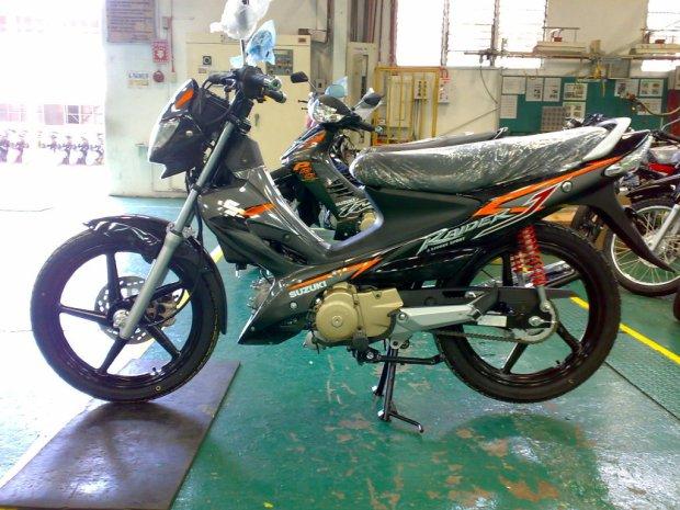 suzuki raider 110 j