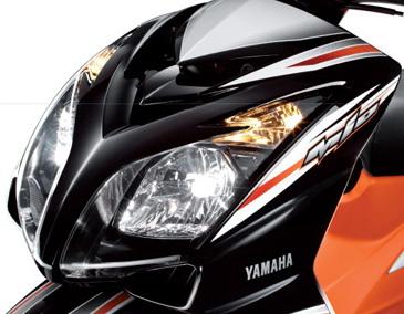 yamaha  mio soul 2009 motorcycles design25