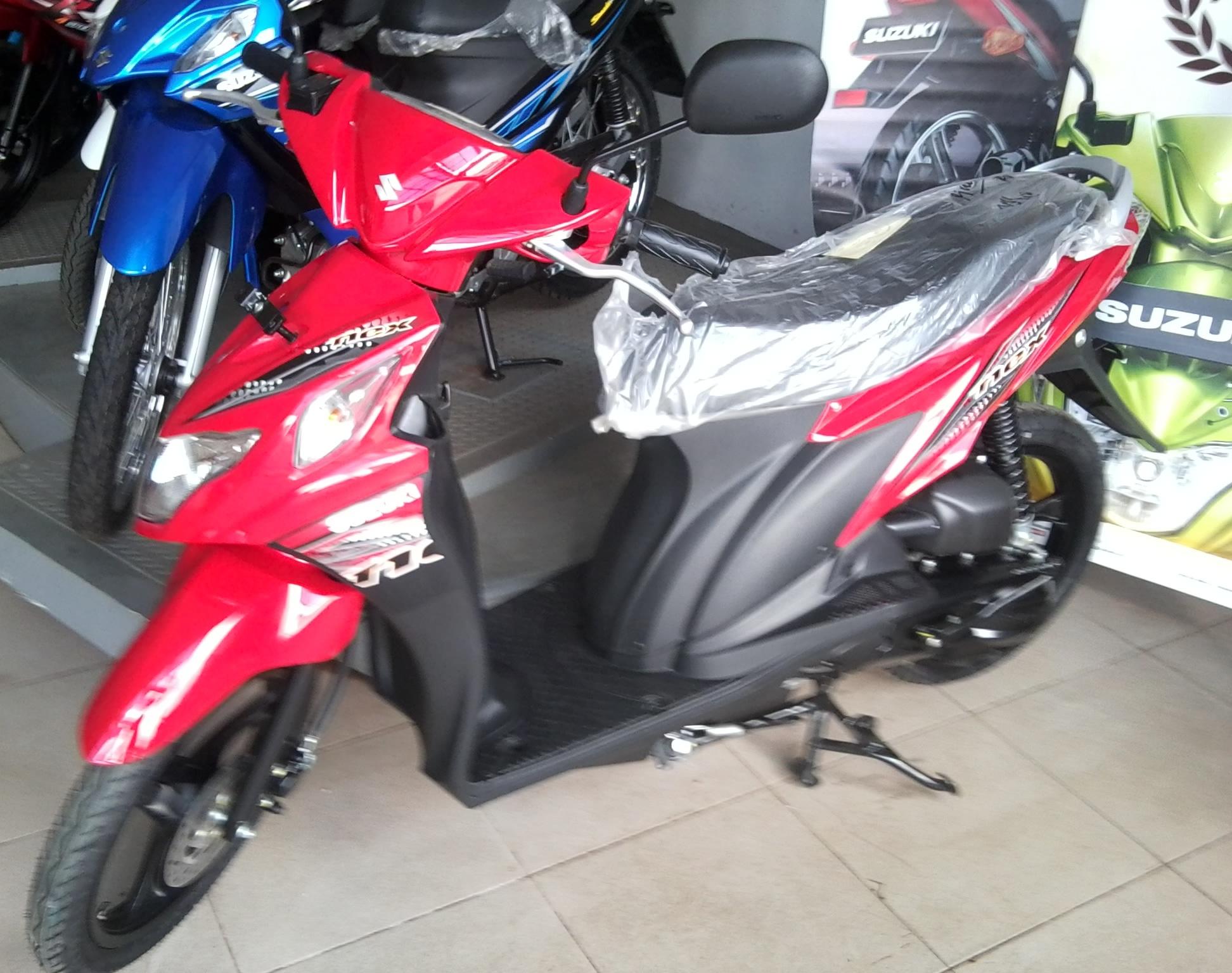 Harga Motor Matic Suzuki Nex