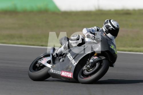 Suzuki MotoGP Test M_4769C6
