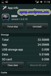 BBM App Info