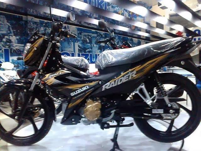 SUZUKI PUNYA 3 MOTOR BARU UNTUK 2014 | agoey.com