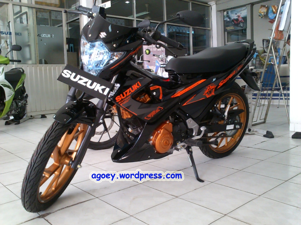 HARGA SUZUKI SATRIA FU FIGHTER ONE Agoeys Weblog