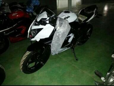 new ninja 250-1