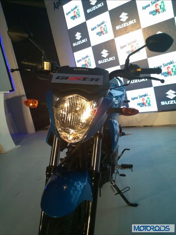 Suzuki Gixxer 150 2014 (5)