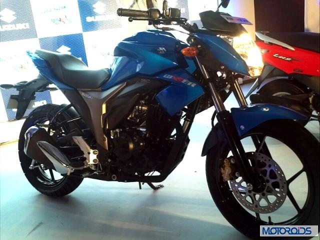 Suzuki Gixxer 150 2014 (7)