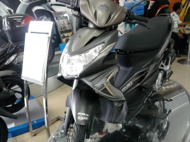 Suzuki Hayate Modif 1