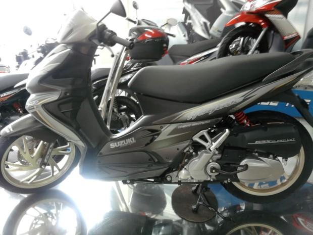 Suzuki Hayate Modif