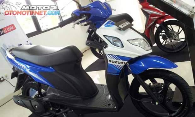 Suzuki Nex 2014