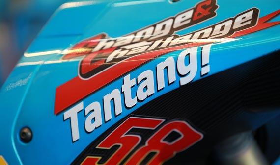 suzuki motogp tagline