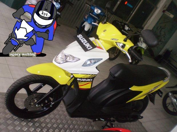 New Suzuki Nex 2014