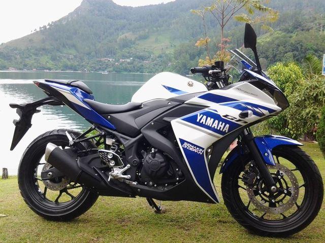 Yamaha R25 2014 2