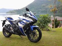 Yamaha R25 2014