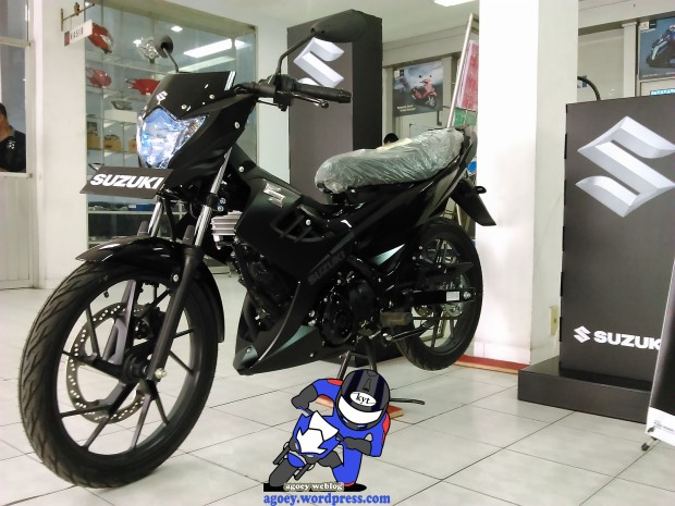 Suzuki Satria Black Predator (2)