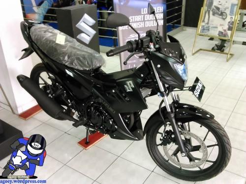 Suzuki Satria Black Predator (5)
