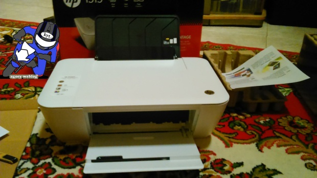 HP Printer Deskjet 1515 (3)