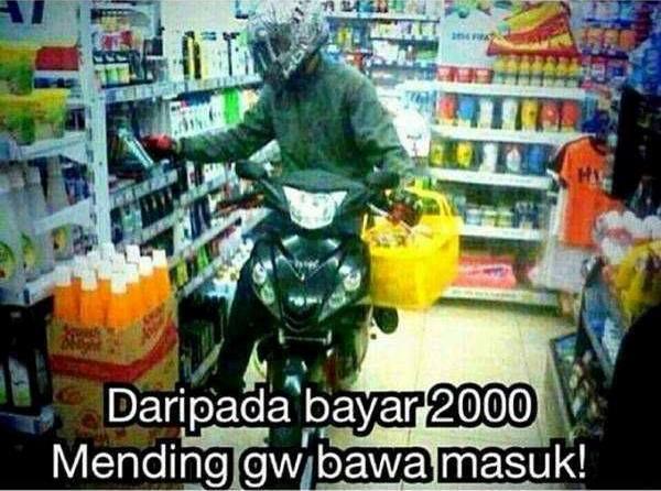 Meme Hemat 2000
