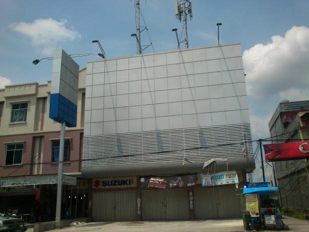 Dealer Suzuki KRS Paus Pekanbaru