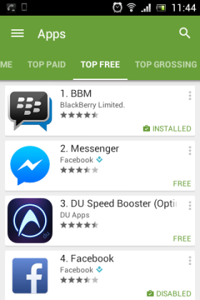 Google Playstore V5 Appstore