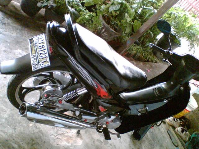 bike posh red