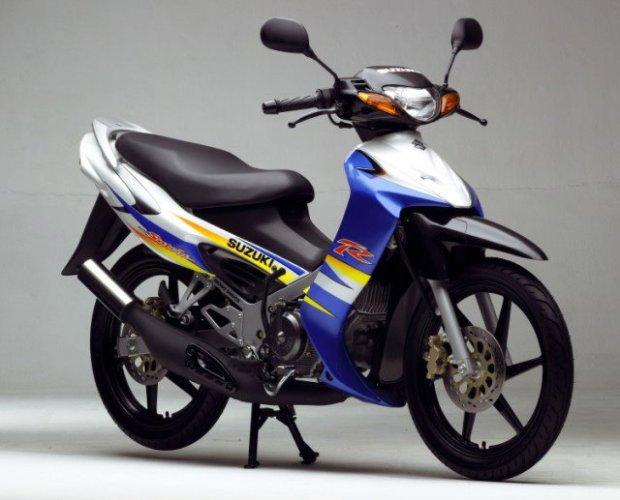 Suzuki Satria Hiu Satria RU 120 LSCM