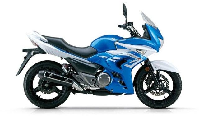 Original Suzuki GW250F Blue