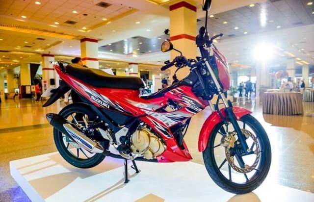 This Is It U2026 Differences Suzuki Satria Local Version With