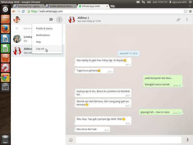 Whatsapp web5