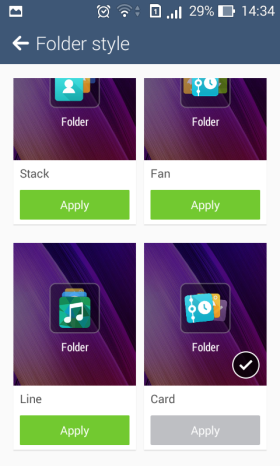 Zen UI Folder Pack 1