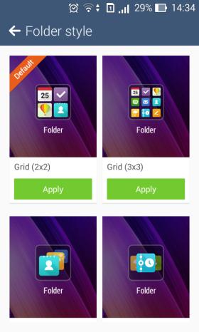 Zen UI Folder Pack
