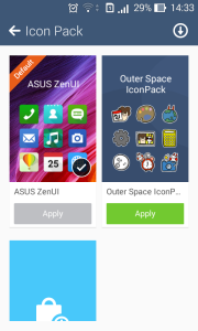 Zen UI icon Pack