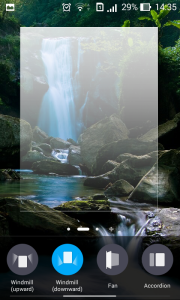 Zen UI Scroll Efect 1