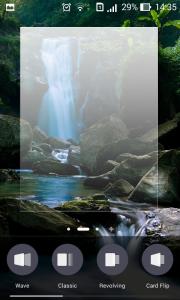 Zen UI Scroll Efect