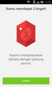 Duolingo prize 1