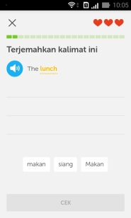 Duolingo translate tes
