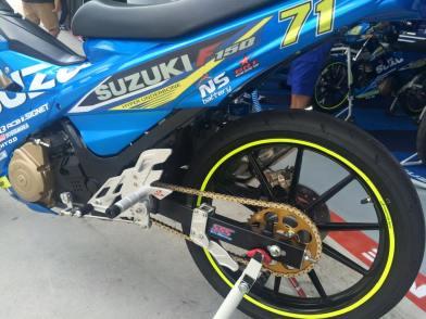 Suzuki Satria Fu Asian Challenge