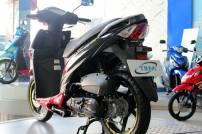 Suzuki Address R Merah