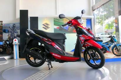 Suzuki Address R Merah3