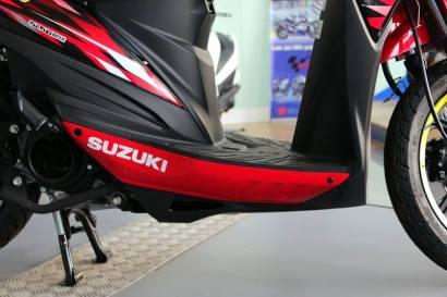 Suzuki Address R Merah6
