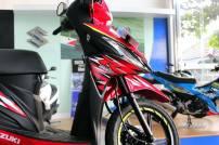 Suzuki Address R Merah7