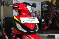 Suzuki Address R Merah9