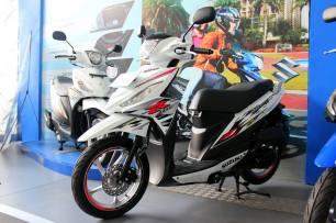 Suzuki Address R Putih11