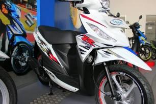 Suzuki Address R Putih6