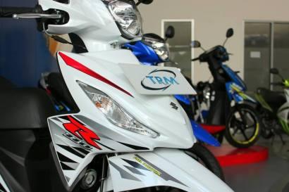 Suzuki Address R Putih7