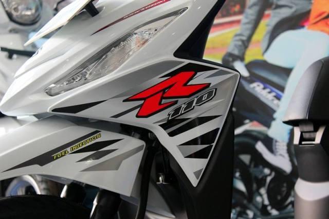 Suzuki Address R Putih8