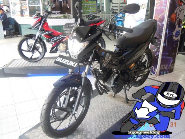Suzuki Satria FU150S (3)