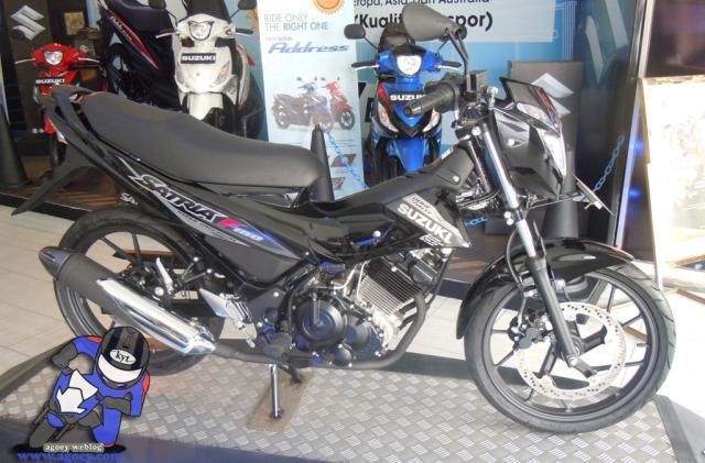 Suzuki Satria FU150S (5)