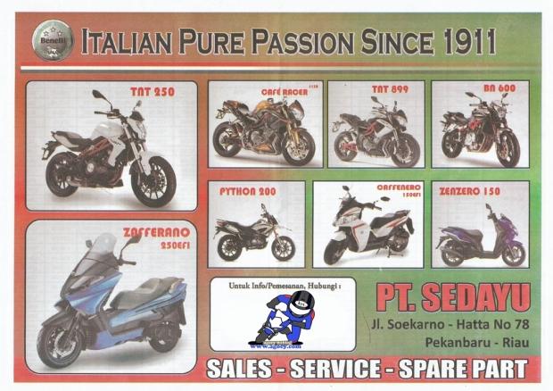 Harga Motor Benelli Pekanbaru0002