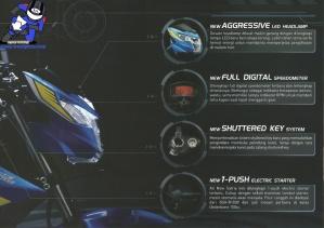 Brosur Suzuki Satria FU150 Injeksi 2016_05