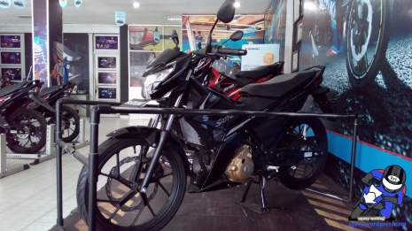Suzuki Satria FU150 Injeksi 2016 (11)